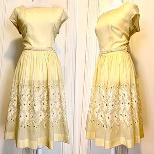 EUC Vintage 50's Dress